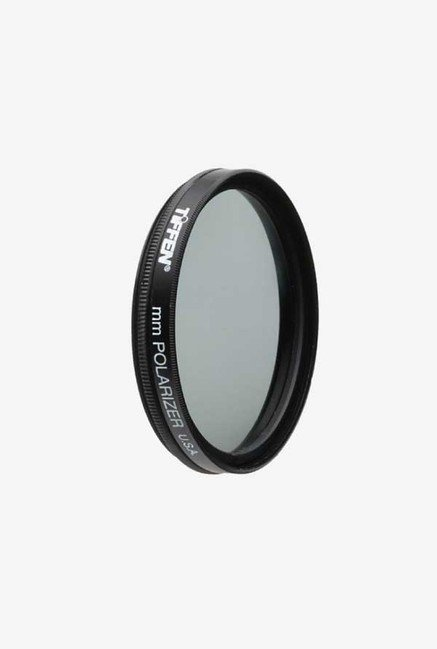 Tiffen 46POL 46mm Linear Polarizer Filter (Black)