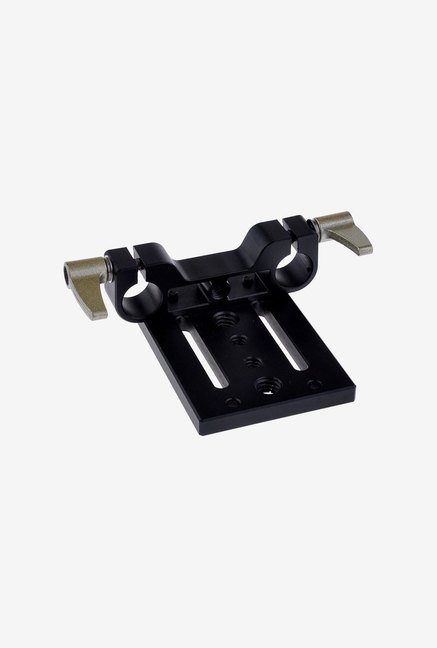 Neewer Camera Tripod Mounting Plate (Black)