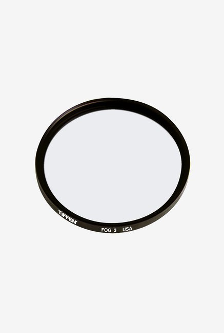 Tiffen 43F3 43mm Fog 3 Filter (Black)