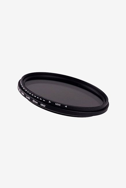 Neutral Mactrem 62mm Neutral Density Filter (Black)