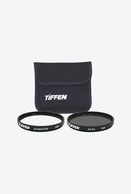 Tiffen 49VTP 49mm Video Twin Pack (UV and ND)