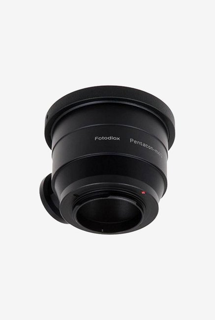 Fotodiox 10P6Micro43 Lens Mount Adapter (Black)