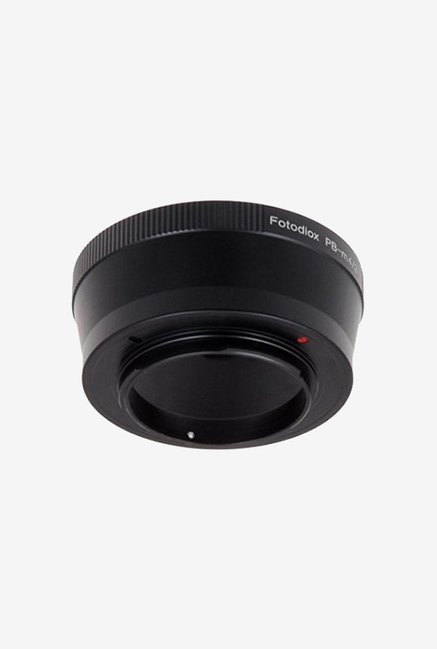 Fotodiox 10Pbmicro43 Lens Mount Adapter (Black)
