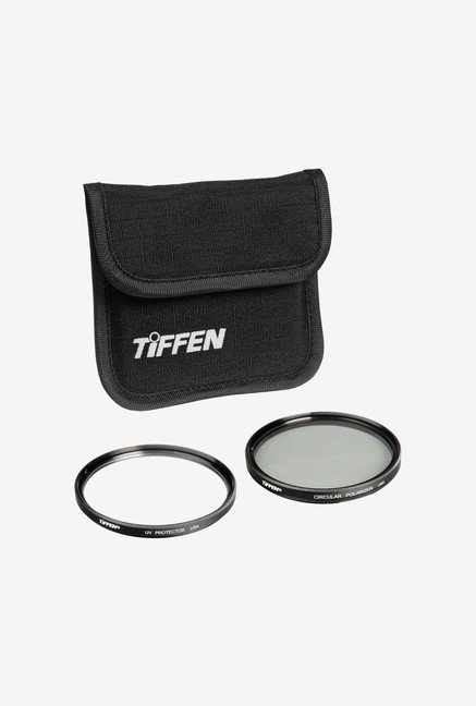 Tiffen 52PTP 52mm Photo Twin Pack (UV and CPL)