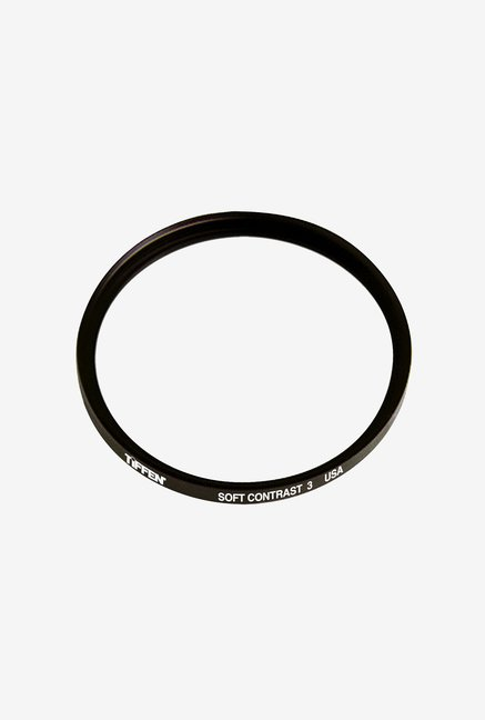 Tiffen 52SC3 52mm Soft Contrast 3 Filter (Black)