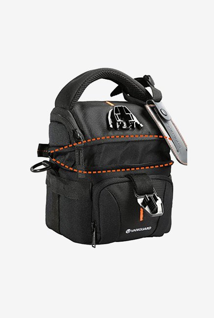 Vanguard Up-Rise II 18 Camera Shoulder Bag (Black)