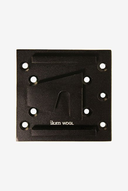 Ikan ELE-WDGL Wedge Plate (Black)