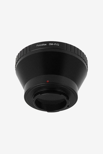 Fotodiox OM - PQ Lens Mount Adapter (Black)