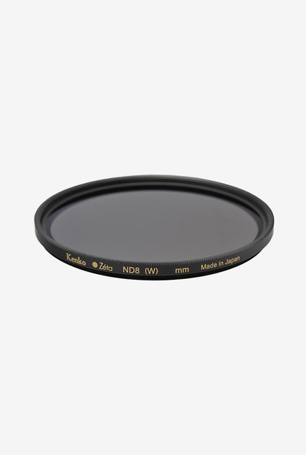 Kenko Zeta 52mm ZR SMC Ultra Thin ND8 Filter (Black)