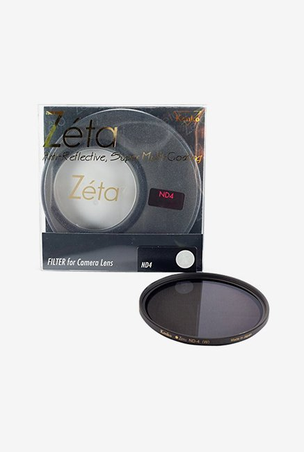 Kenko Zeta 67mm ZR SMC Ultra Thin ND4 Filter (Black)