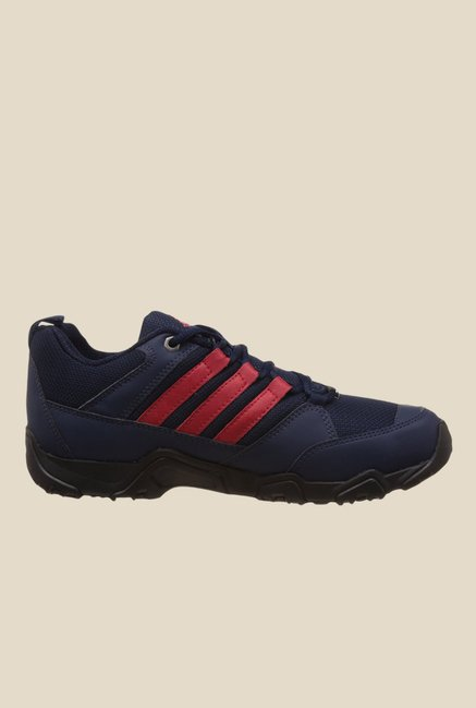 Adidas Glimph Navy & Red Running Shoes