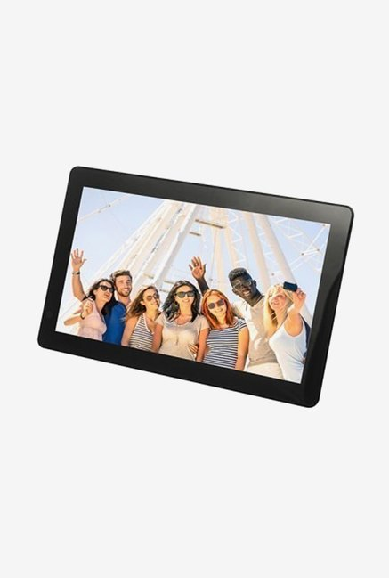 Merlin 10.1 inch Digital Photo Frame (Black)