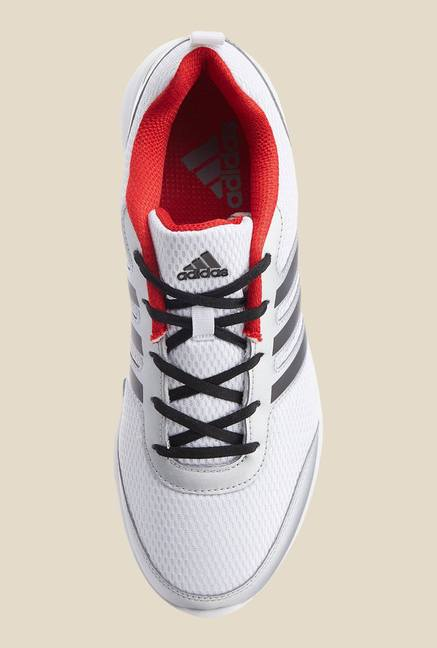 Adidas Y King White & Black Running Shoes