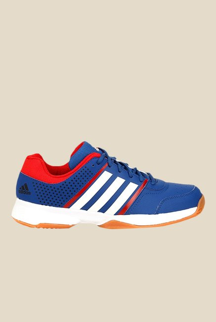 Adidas Merrick Blue & White Running Shoes