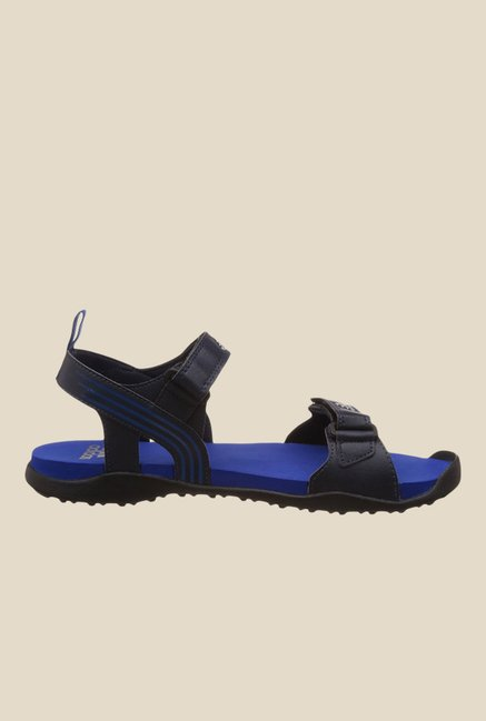 Adidas Hewis Navy Floater Sandals