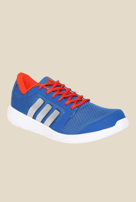 Adidas Hellion Blue & Red Running Shoes