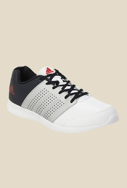 comprare adidas adispree white & black scarpe da corsa per uomini online