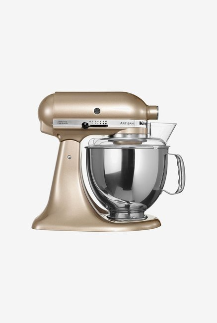 KitchenAid 5KSM150PSBCZ 300-W Stand mixer (Golden Nectar)