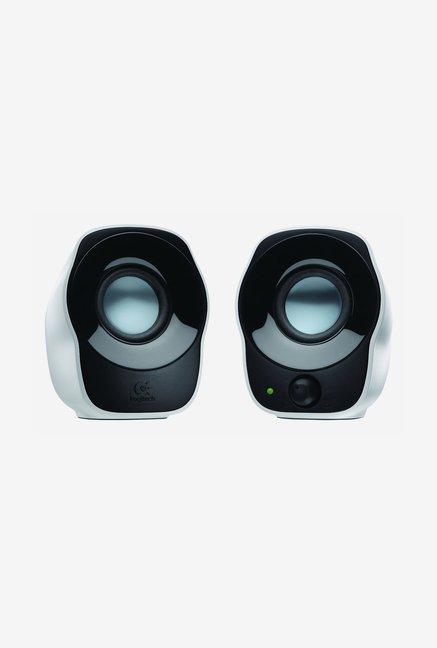 c5ff9853a5b Buy Logitech Z120 2.0 Mini Stereo Speakers (Black/White) Online at ...