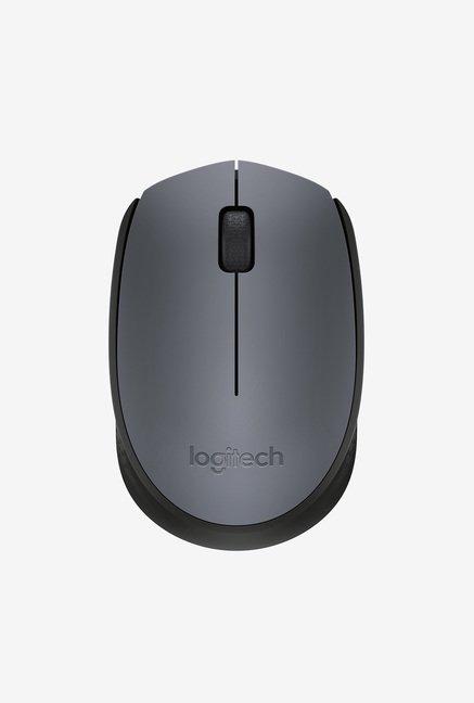 Logitech M171 Wireless Mouse  Grey