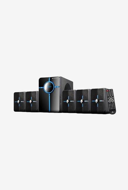 Zebronics SW6910RUCF 5.1 Channel Home Audio Speaker  Black