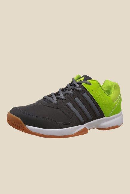 comprare adidas acosta in black and green scarpe da corsa per uomini online