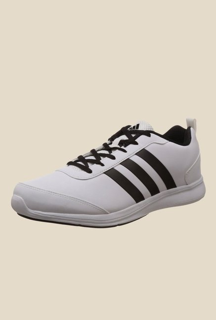8bc28acbe29 Buy Adidas Alcor Syn 1.0 M White   Black Running Shoes For Men Online At  Tata CLiQ