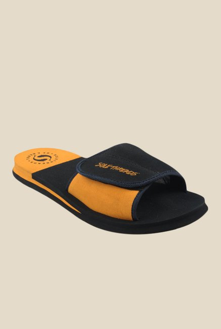 17251cc26 Buy Solethreads Freeway Navy   Rust Flip Flops For Men Online At ...