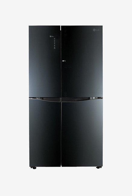 LG GC-M247UGLB 679 Ltr Refrigerator (Luminous Black )