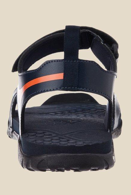 bd3d6241e063 Buy Adidas Escape 2.0 Navy   Orange Floater Sandals For Men Online ...