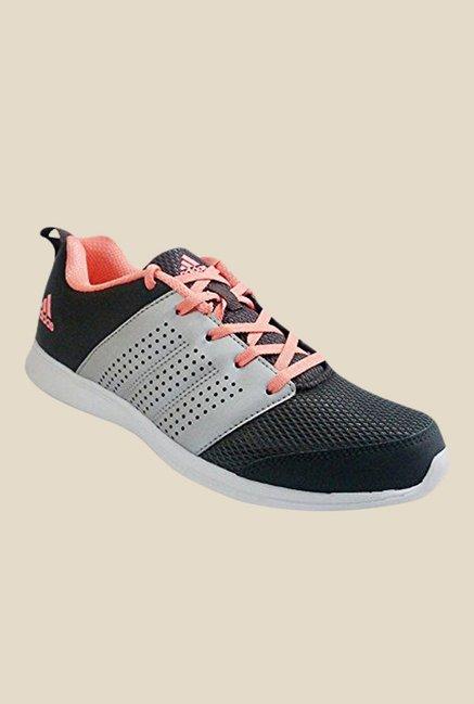comprare adidas adispree black & peach scarpe da corsa per uomini online