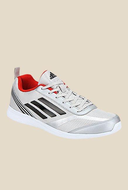comprare scarpe adidas adiray grey & d'argento per gli uomini in la tata