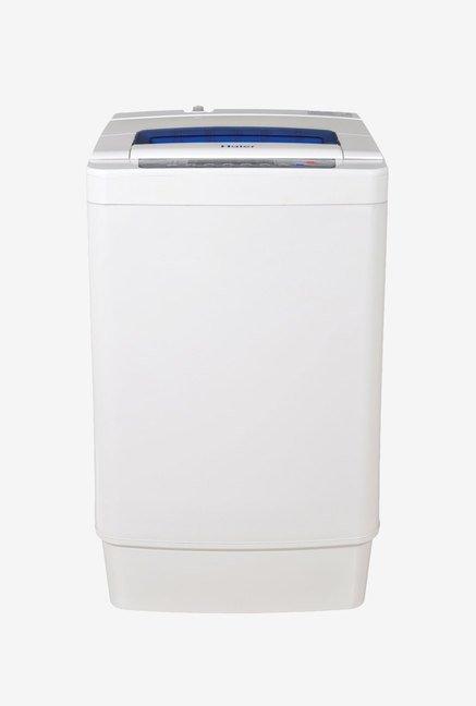 Haier HWM70-918NZP 7 Kg Top Load Washing Machine (White)