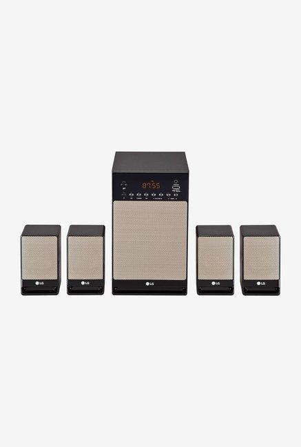 LG Boom Blast LH64G 4.1 Bluetooth Speaker System (Gold)