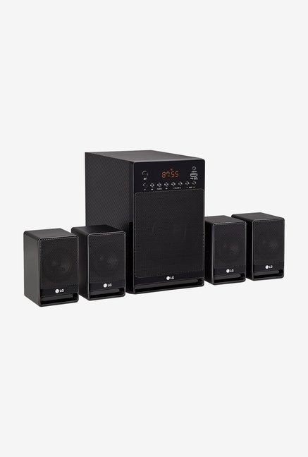 lg home theater with bluetooth. lg boom blast lh64b 4.1 bluetooth speaker system (black) lg home theater with