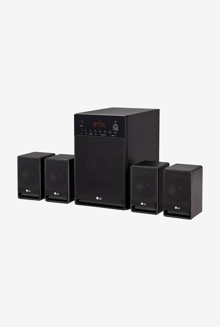 LG Boom Blast LH64B 4.1 Bluetooth Speaker System (Black)