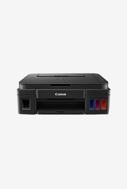 Canon PIXMA G3000 Multifunction Inkjet Printer  Black