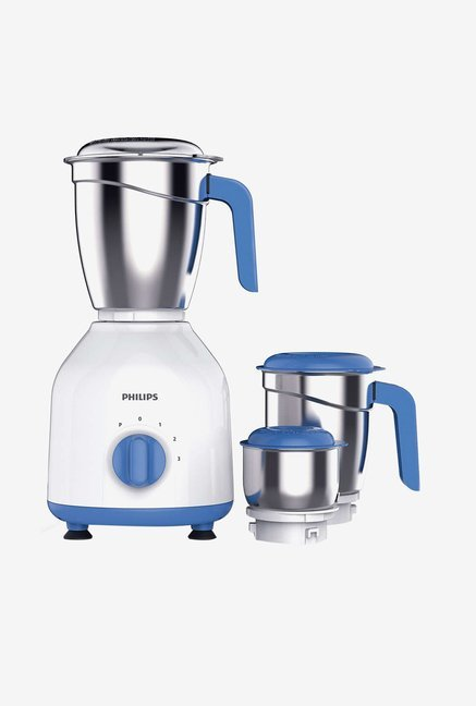 Buy Philips HL7555/00 600 W Mixer Grinder (Blue) Online at best price at  TataCLiQ