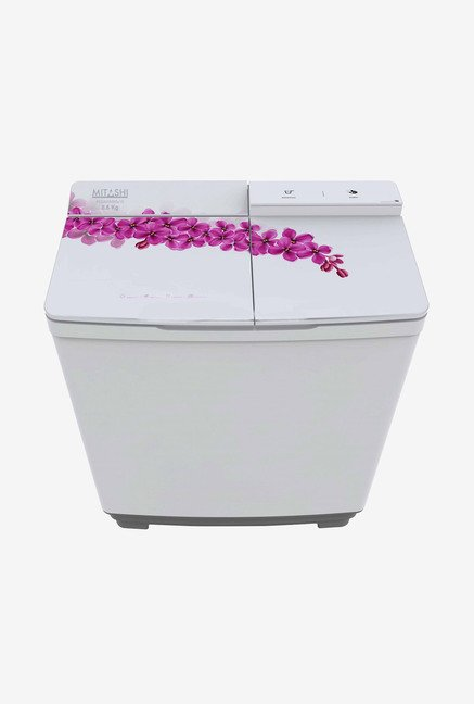 Mitashi MiSAWM85v10 8.5 Kg Top Load Washing Machine (White)