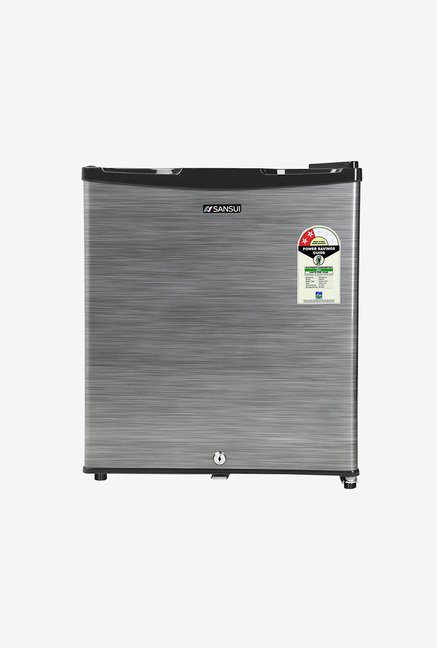 Sansui SC062PSH 50 L Single Door Refrigerator (Silver)