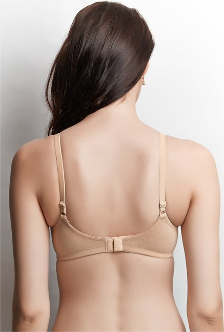 Libertina Beige Freedom T-shirt Bra