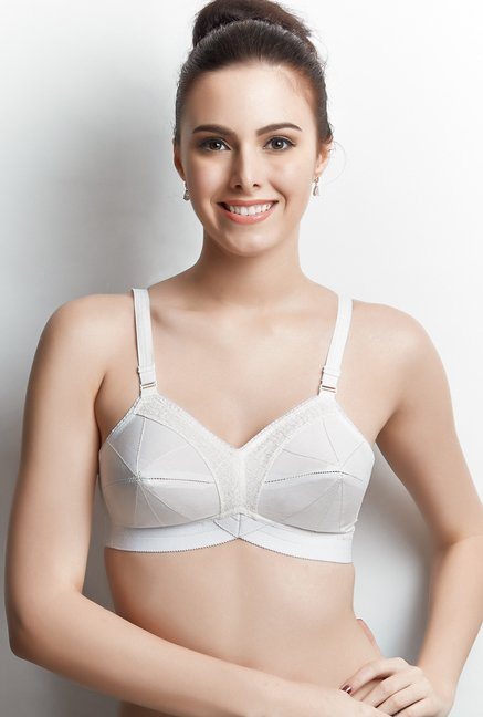 Libertina White Dolcevita C S Non-wired Bra