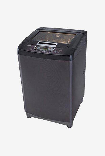 lg t7567tedlk 65 kg top load washing machine black knight