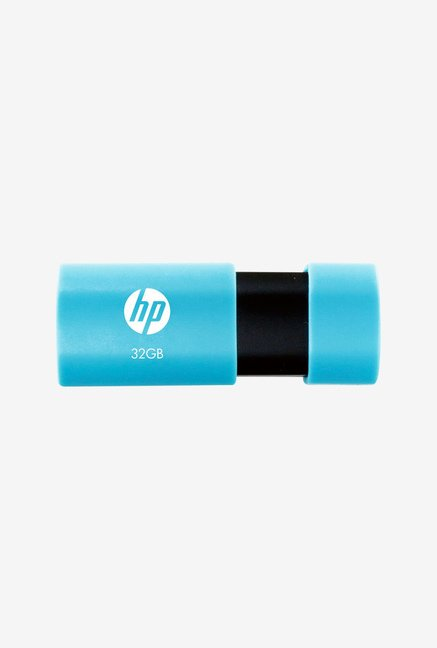 HP V152W 32GB Pen Drive (Blue)