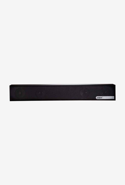 Envent Horizon BT-301SL Silver Panel Sound Bar (Black)