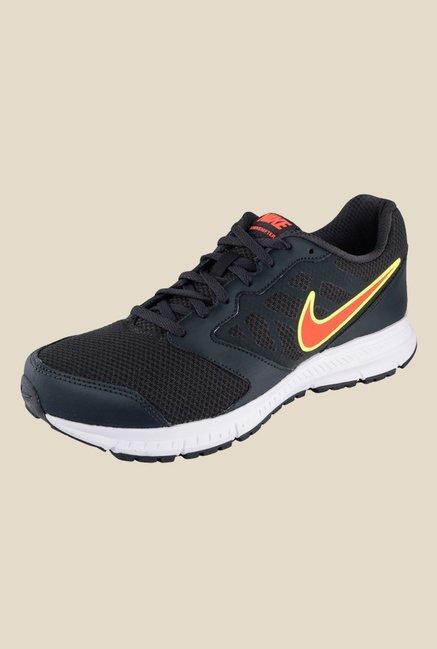 865ba22a7d519 ... Nike Downshifter 6 MSL Black Training Shoes ...