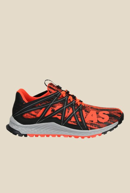 a5aa69a76c670 Buy Adidas Vigor Bounce Orange   Black Running Shoes For Men Online ...