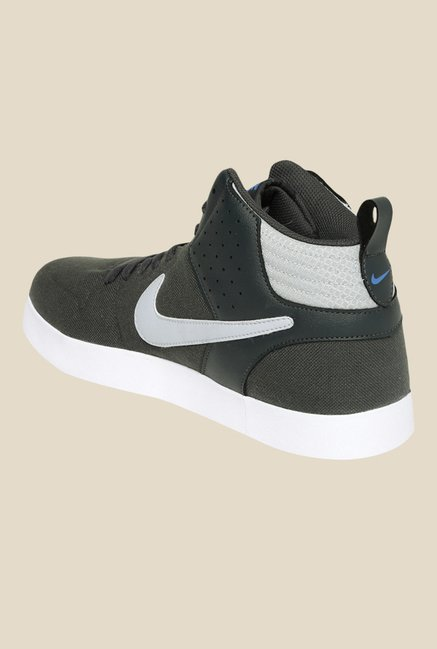 Nike Liteforce III Mid Black Sneakers