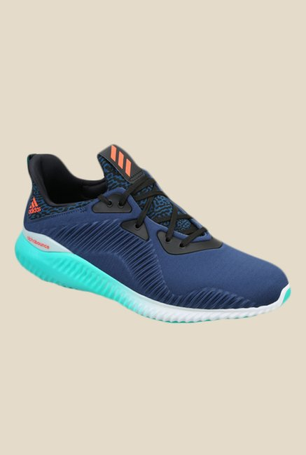 ee872ab38 Buy Adidas Alphabounce Navy   Black Running Shoes For Men Online At Tata  CLiQ