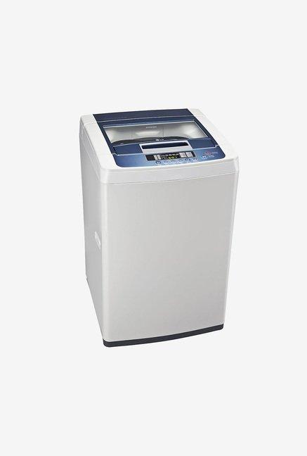 lg t7267tddll 62 kg top load washing machine grey